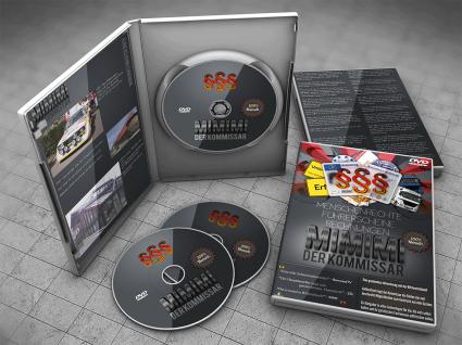 DVD Set Kommissar Mimimi